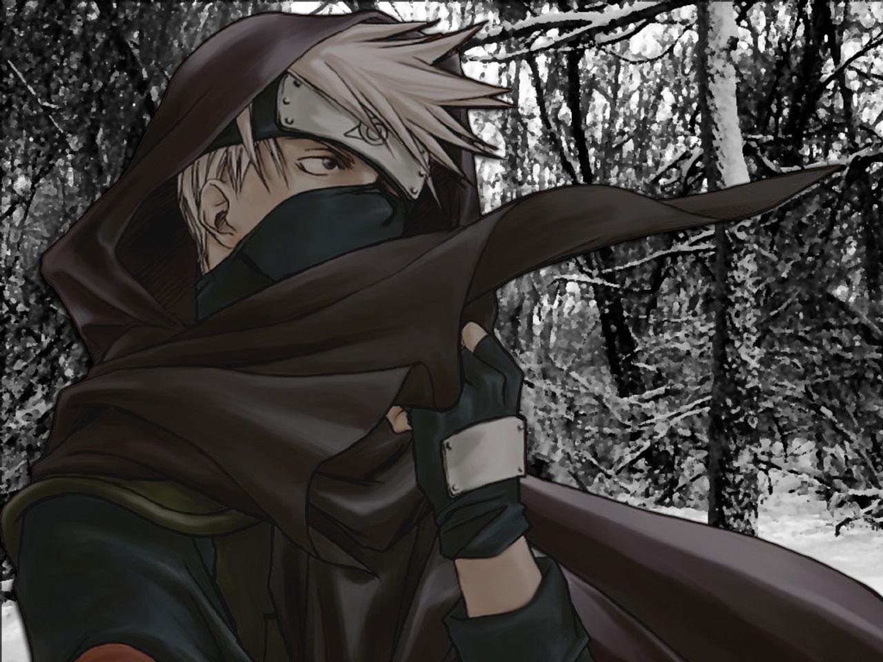 Download Anime Wallpaper Kakashi Naruto movie Anime 1280x960
