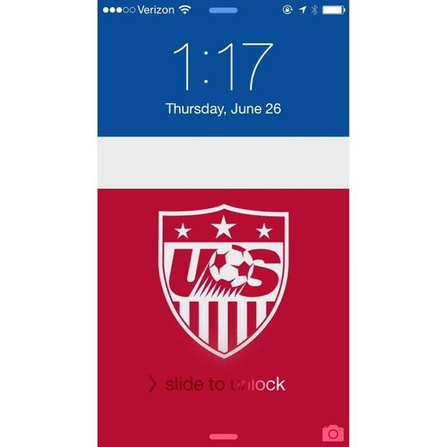 Usa Soccer Iphone Wallpaper New iphone wallpaper 640x640