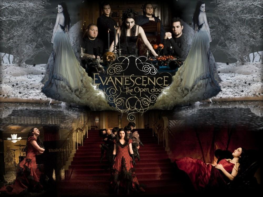 THE OPEN DOOR ABLUM   Evanescence Wallpaper 3299554 1000x750