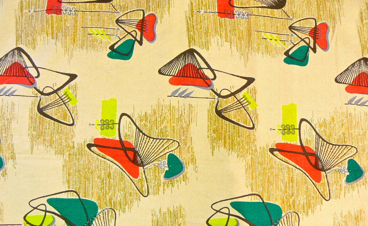 1950s wallpaper designs starburst - photo #31