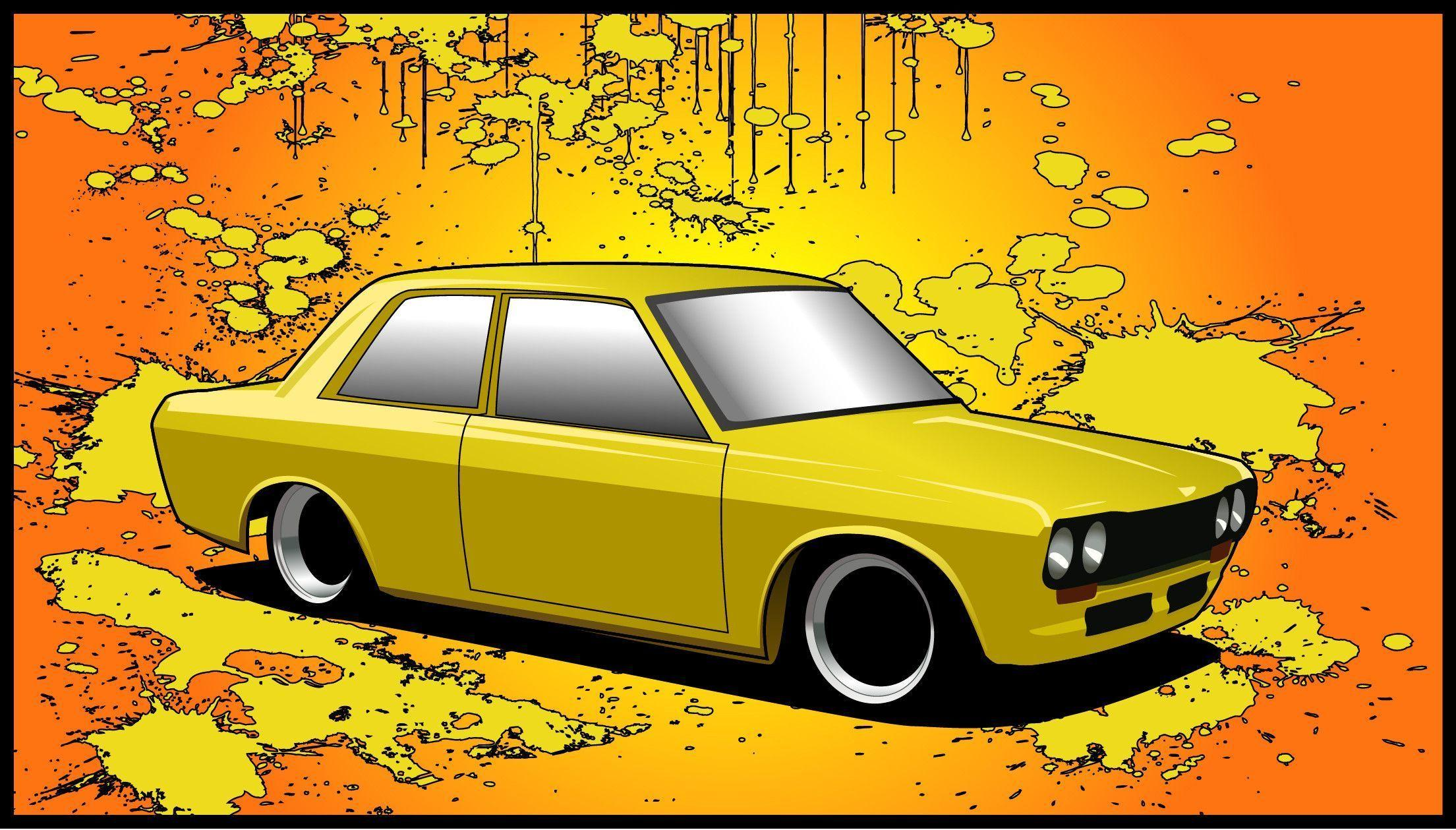 Datsun 510 Wallpapers 2209x1259