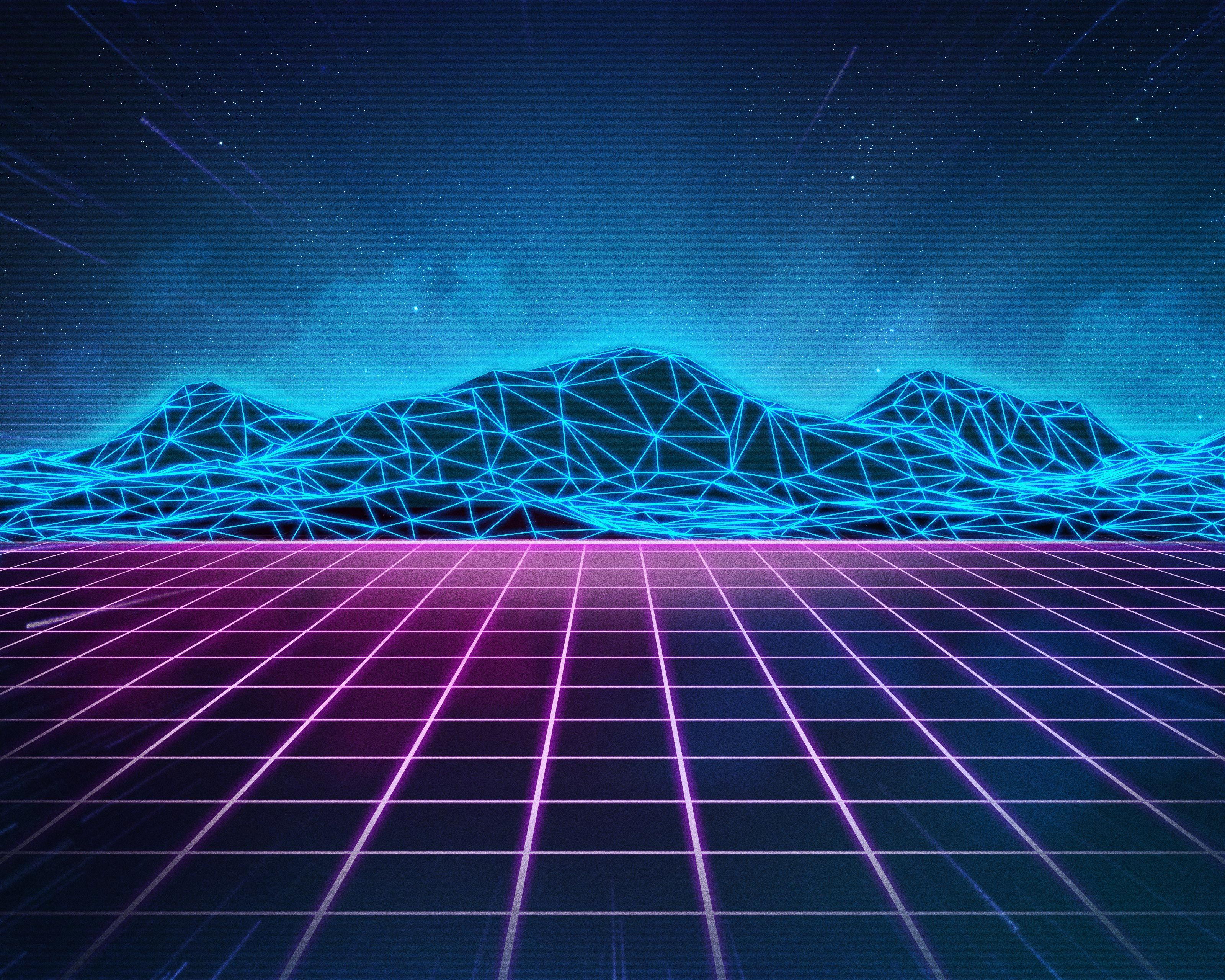 80s Aesthetic Wallpaper 107 images in Collection Page 2 3200x2560