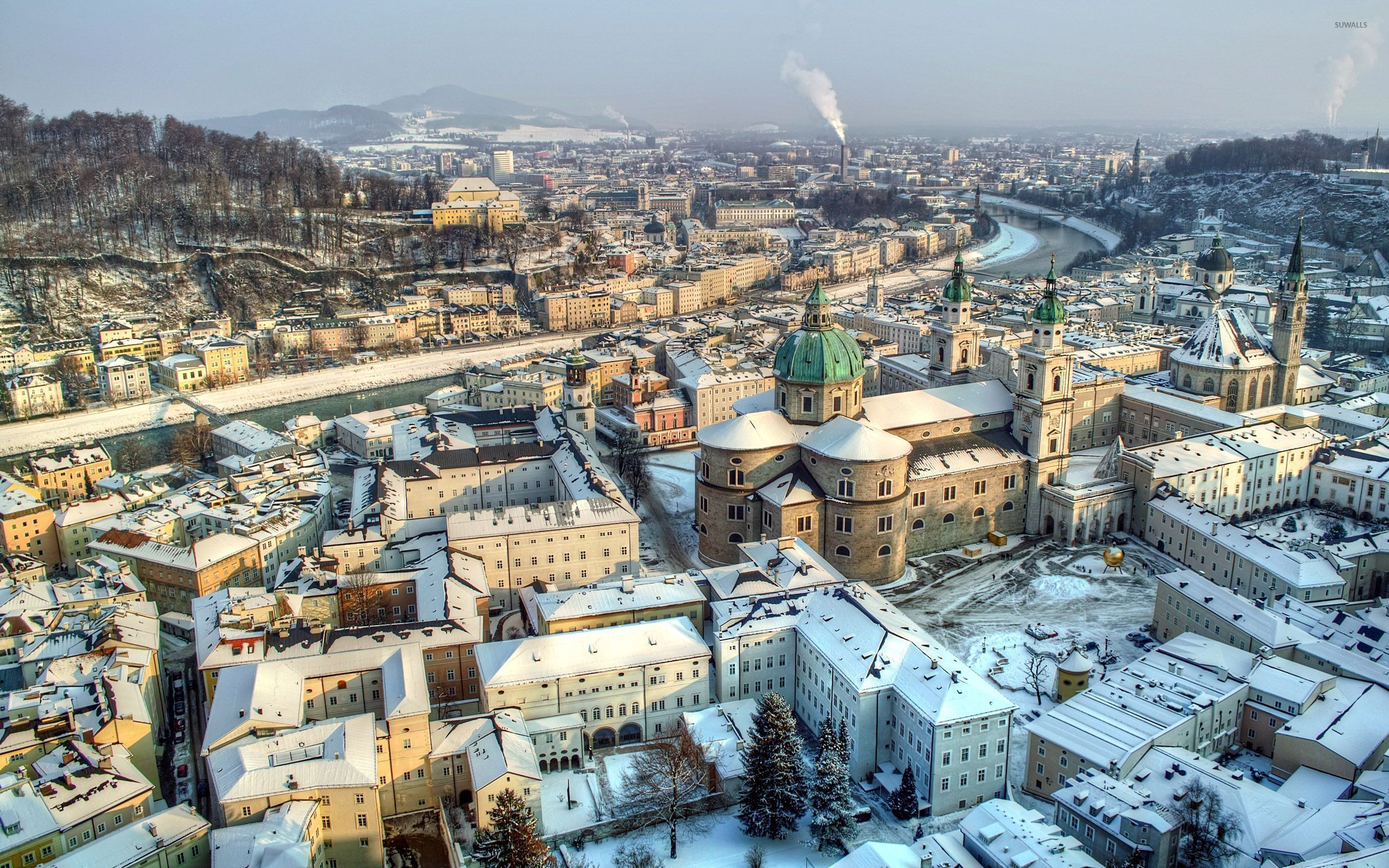 Salzburg Wallpapers and Background Images   stmednet 2560x1600