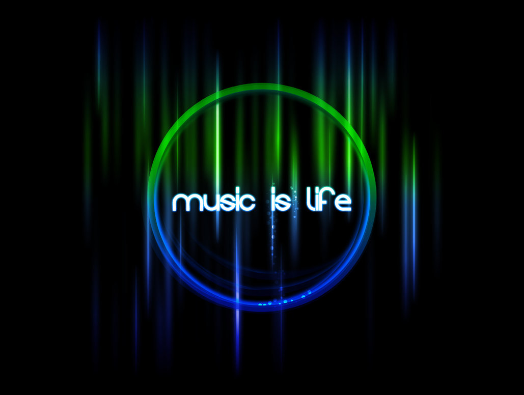 71 Music Is Life Wallpaper On Wallpapersafari