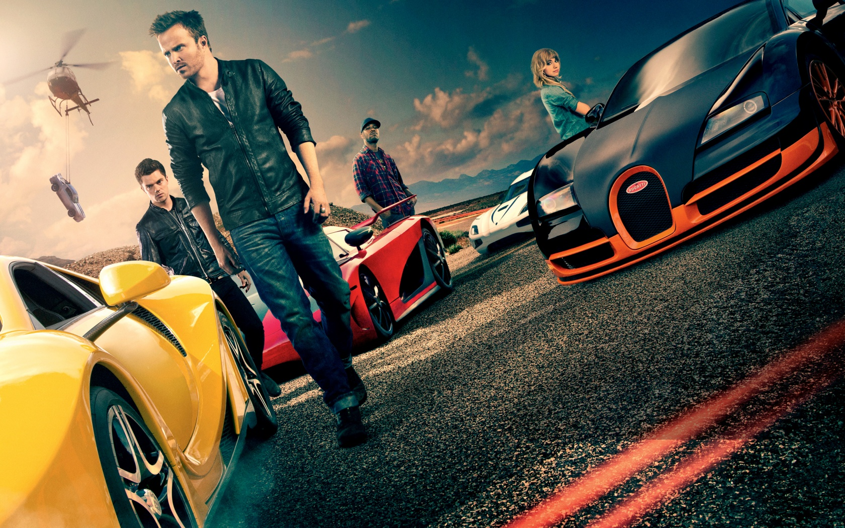 Need for Speed 2014 Movie Wallpapers HD Wallpapers 1680x1050