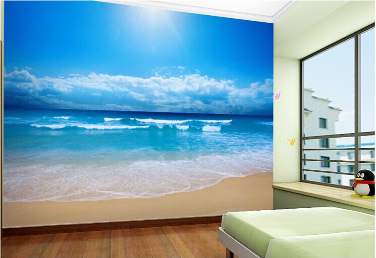 Customize photo wallpaper wall paper non woven wallpaper for living 745x512