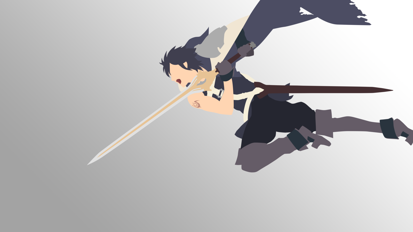 chrom minimalist wallpaper 4k by nicolasnsane customization wallpaper 1600x900