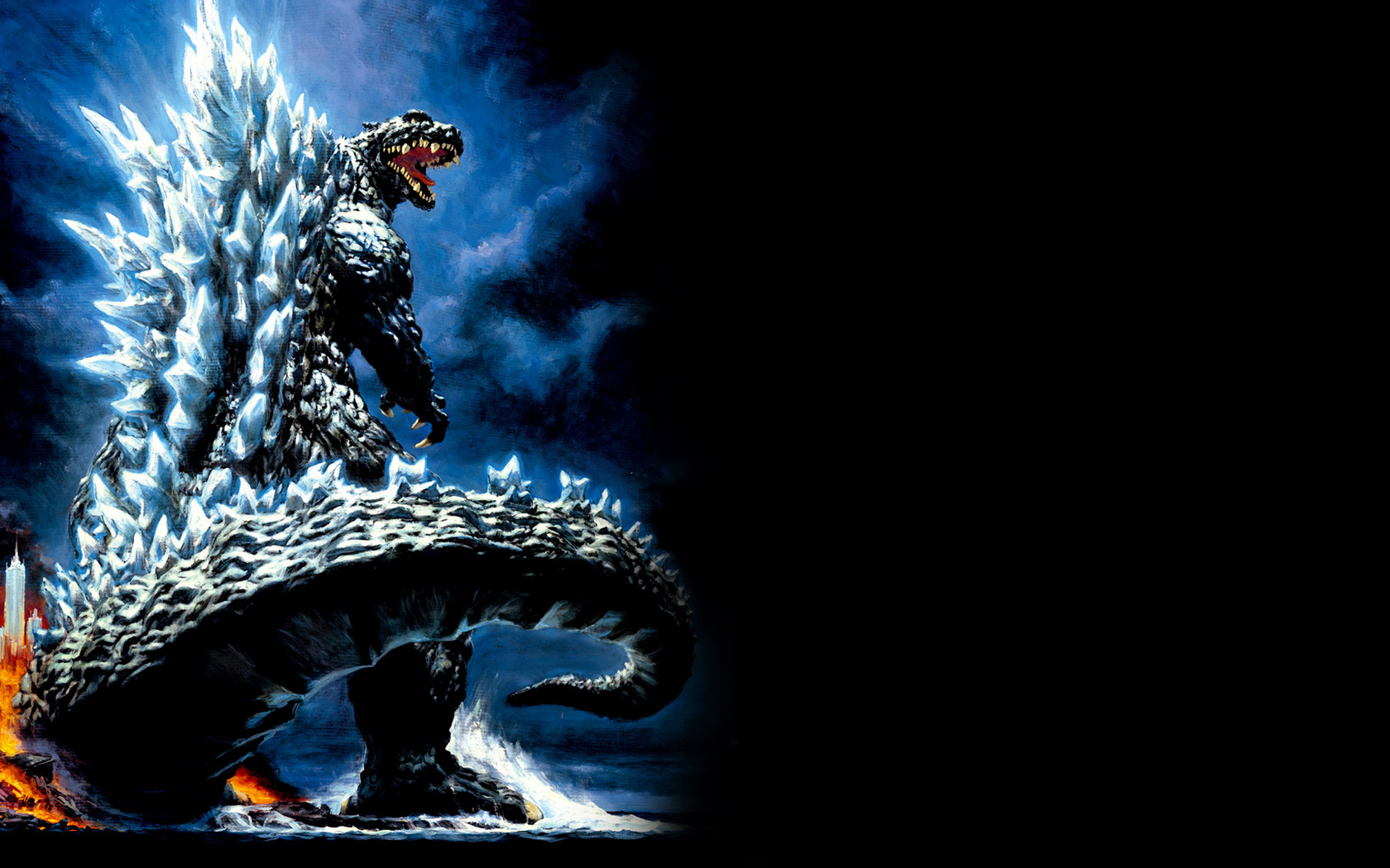 Godzilla Computer Wallpapers Desktop Backgrounds 1680x1050