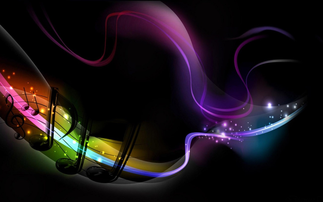Neon Rainbow Backgrounds For Desktop Images Pictures   Becuo 1280x800