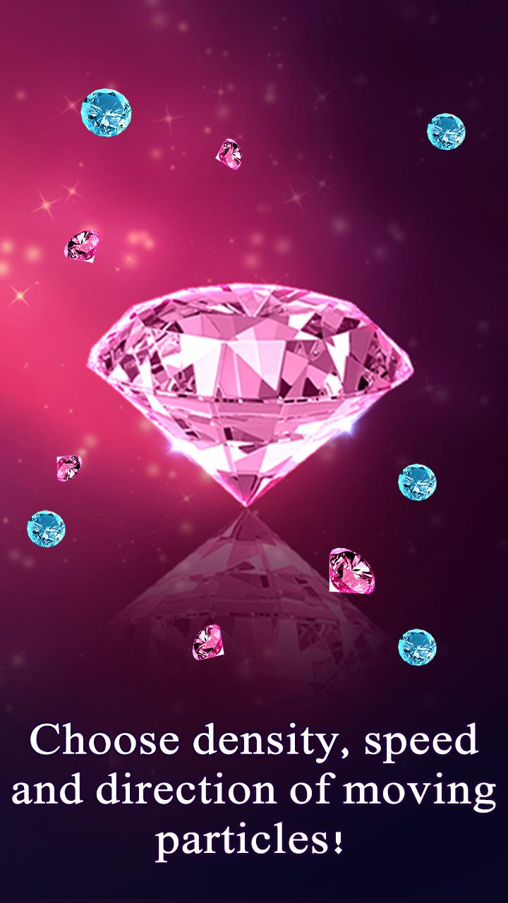 Diamond Live Wallpaper for Android   APK Download 720x1280