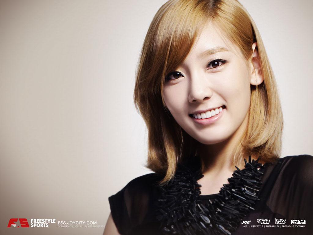 SNSD Taeyeon Style Sports wallpaper 1024x768