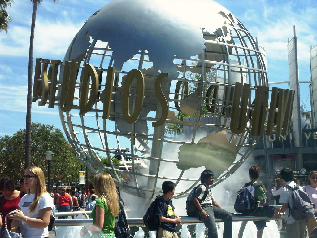 Universal Studios Wallpaper 1024x768