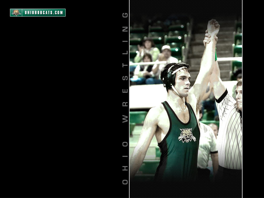 OHIOBOBCATSCOM   Ohio Official Athletic Site   Wrestling 1024x768