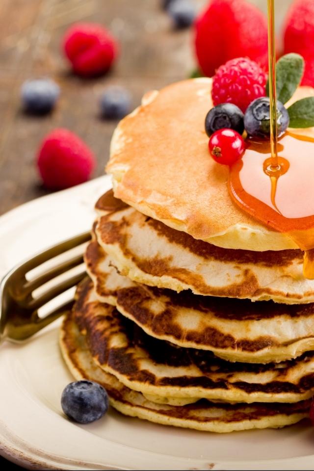 FoodPancake 640x960 Wallpaper ID 35326   Mobile Abyss 640x960