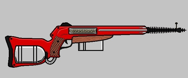 50's style sci-fi weapons (pt3) by Wookieecock on DeviantArt