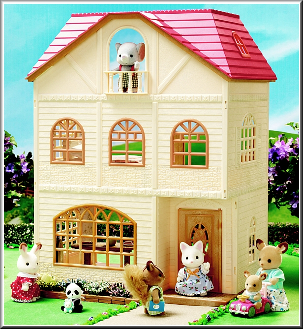 calico critters oakwood home Search Pictures Photos 616x669