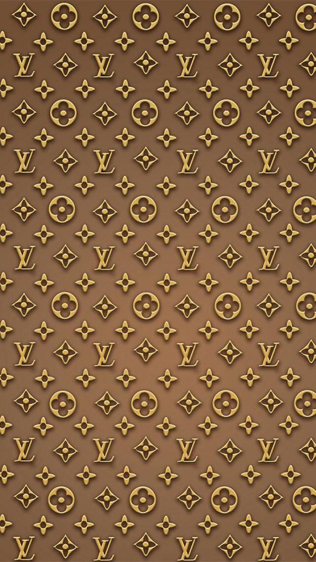 Louis Vuitton iPhone Louis vuitton iphone wallpaper New 640x1136