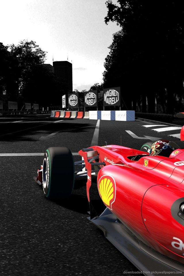 24 F1 Ferrari Wallpapers On Wallpapersafari