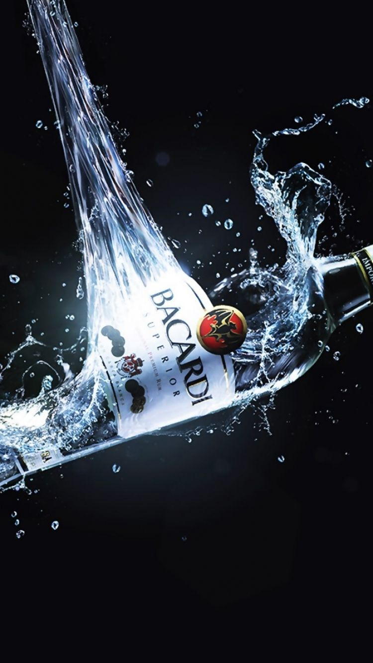 Bacardi wallpaper brands other wallpapers for download about 750x1334