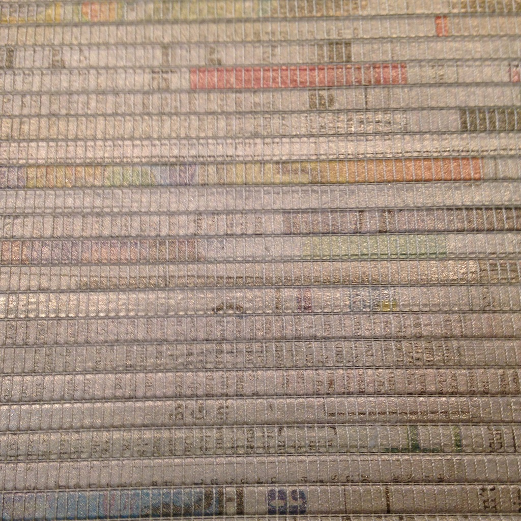 The Eco Floor Store Eco Surfaces Newsprint Textured Wallpaper 1024x1024