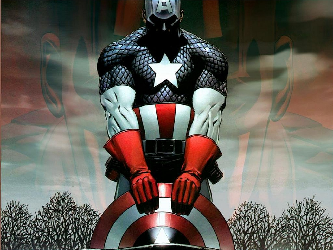 Captain America wallpaper Captain America wallpapers 1280x960