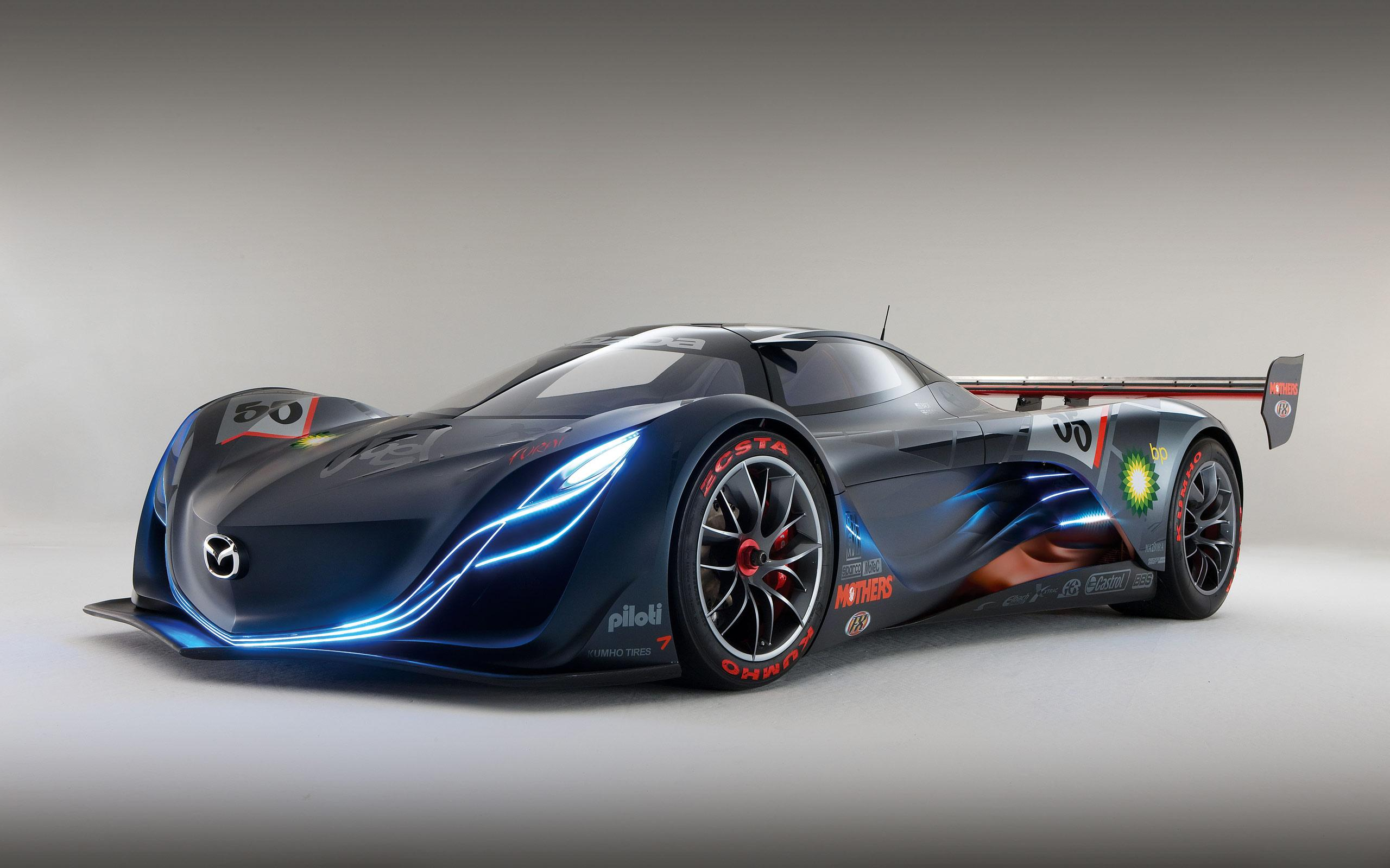 desktop mazda car concept furai backgrounds wallpaper 2560x1600