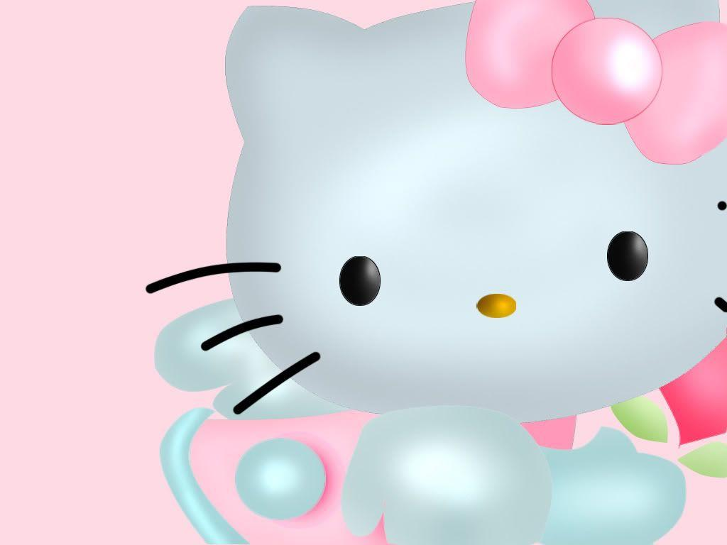 Baby Hello Kitty Wallpaper