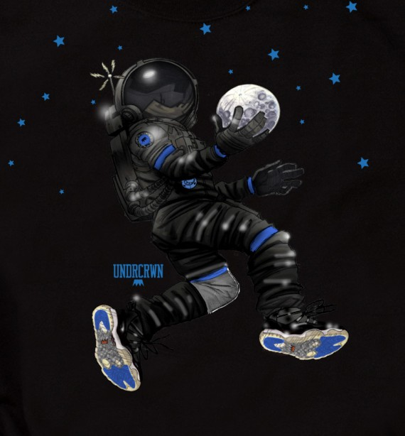 Jordan 11 Space Jam Wallpaper