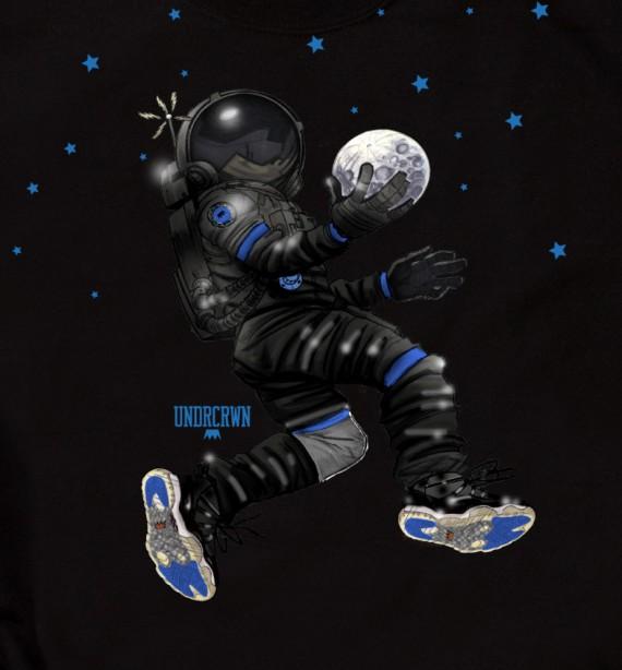 BLK BLK det1 570x614 Undrcrwn Astrodunk Sweatshirts Space Jam Inspired 570x614