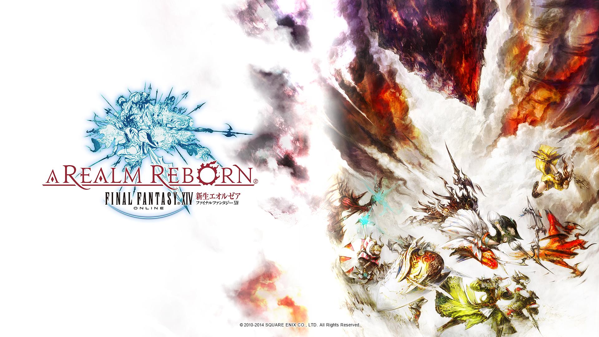 Free Download Final Fantasy Xiv Online A Realm Reborn Hd