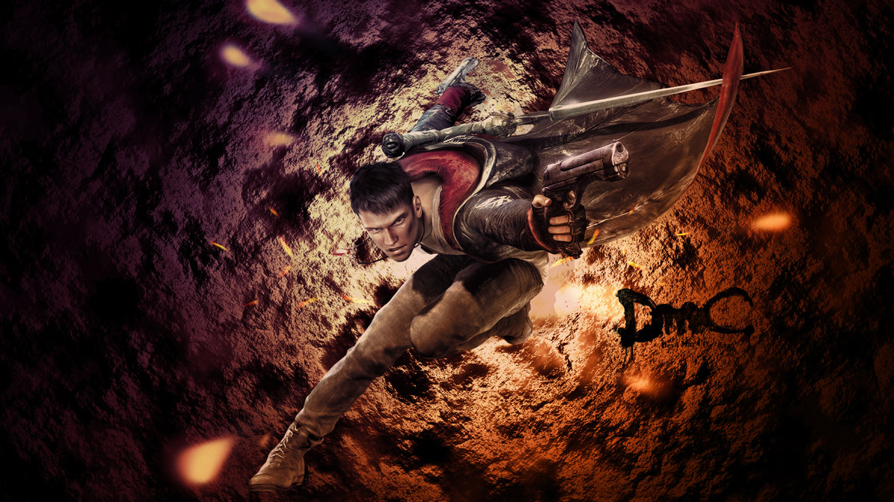 DmC Devil May Cry Wallpaper 1920x1080 by ShadowCat451 1280x720