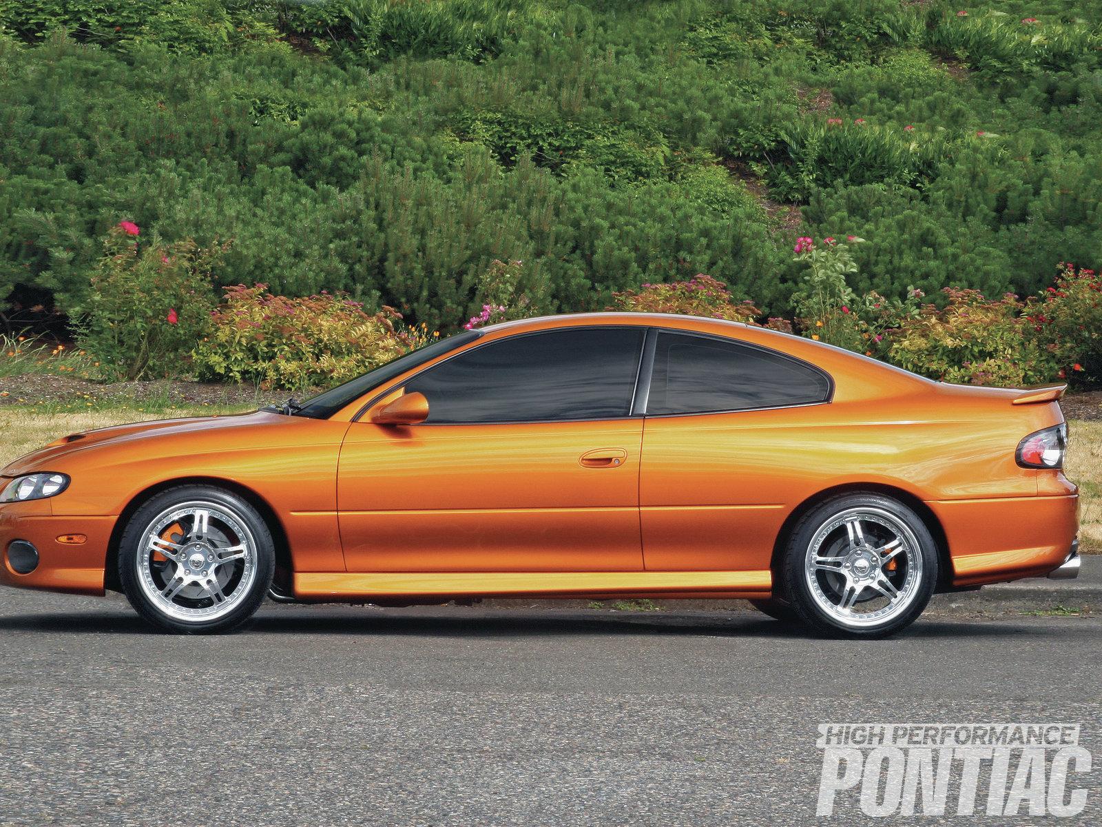 2006 Pontiac Gto Side 1600x1200