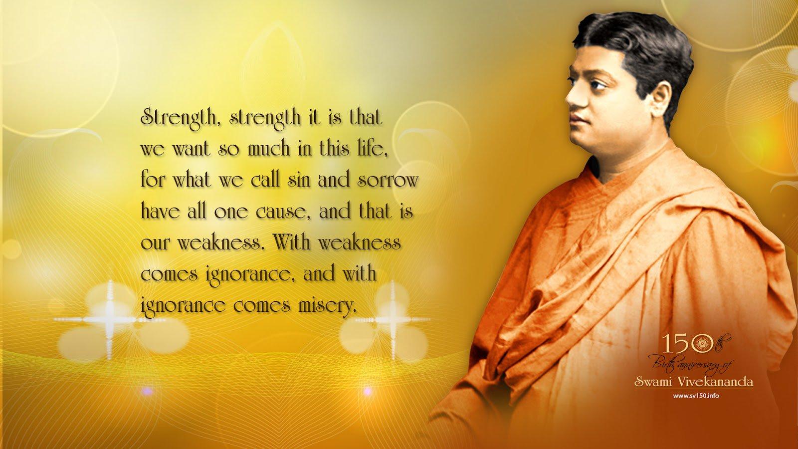 Swami Vivekananda Quotes Hd Wallpapers   Swami Vivekananda Quotes 1600x900