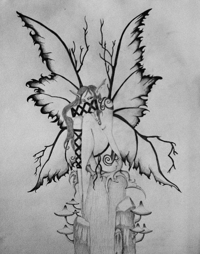 Amy Brown Bashful by Rollaj 793x1007
