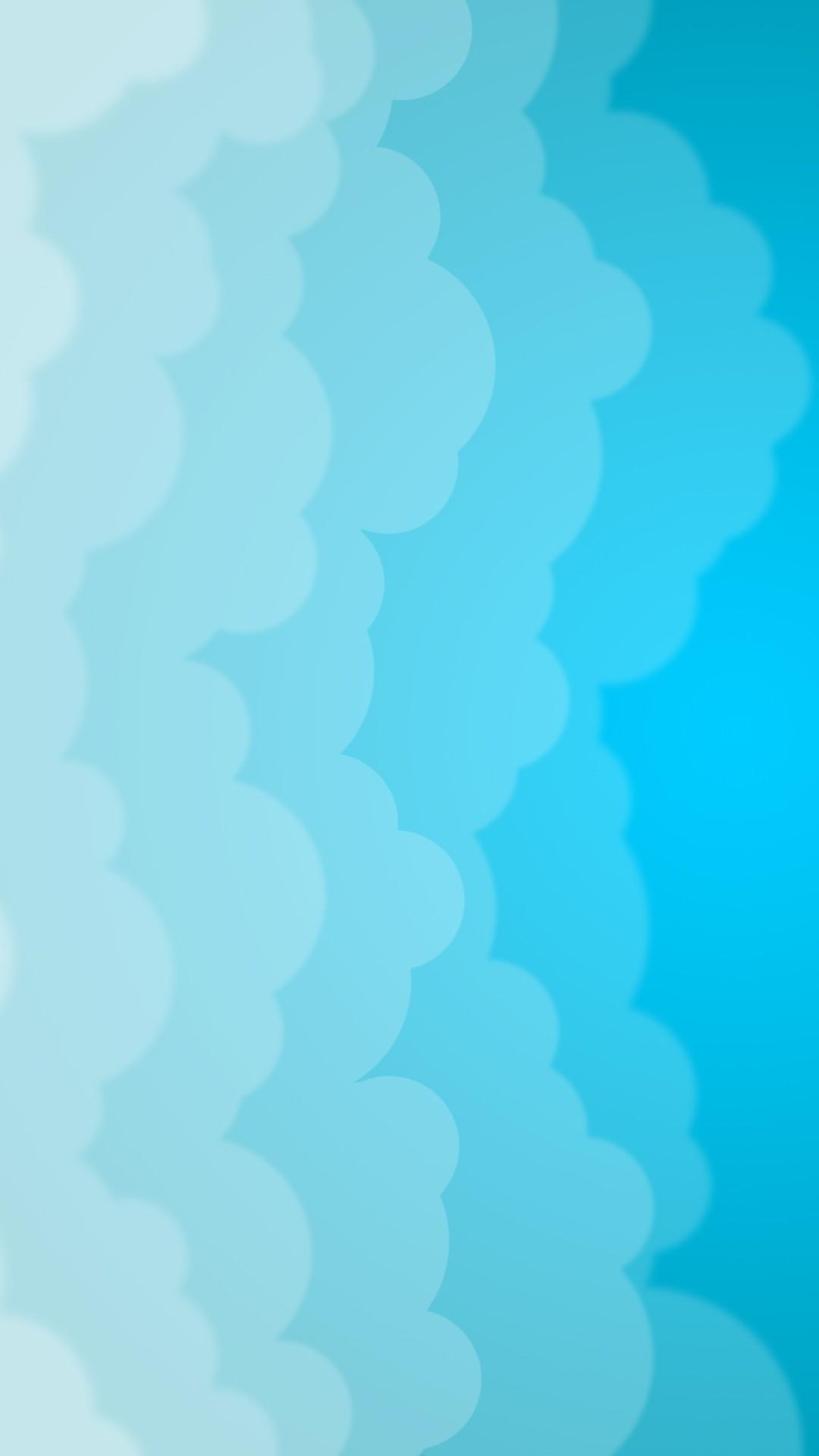 Blue Wallpaper iPhone 7 Plus 2019 3D iPhone Wallpaper 1080x1920