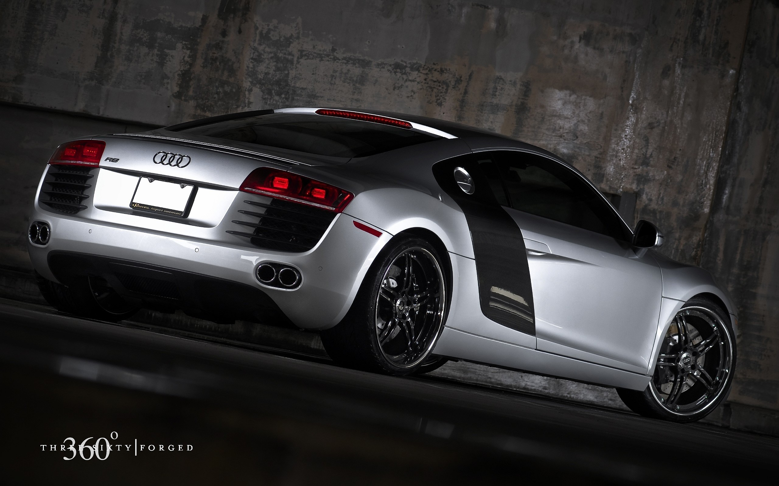 Audi r8 360 Forged Wide Monitor HD Wallpaper 4K Wallpapers 2560x1600