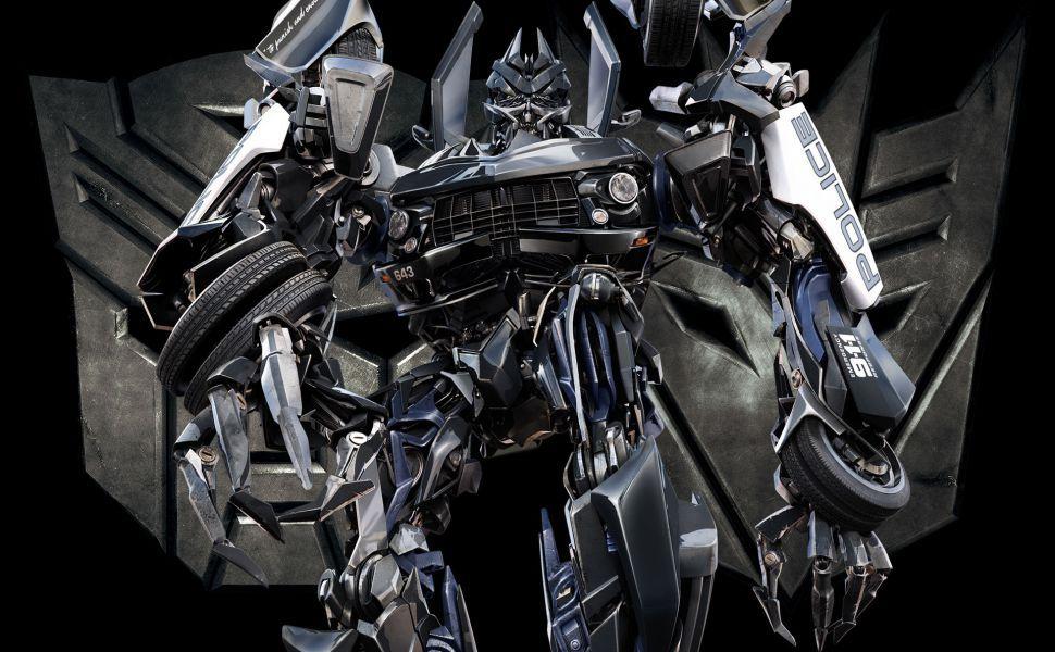 Transformers Barricade HD Wallpaper Wallpapers Transformers 970x600
