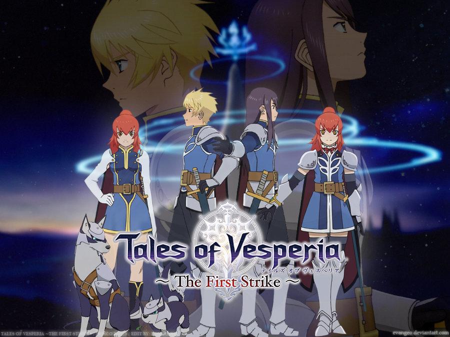Tales of Vesperia by EvannGeo 900x675