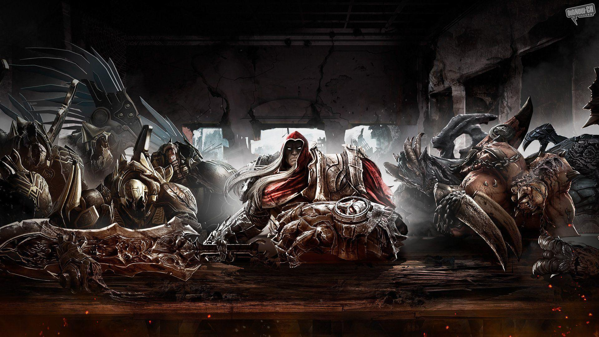 Darksiders Wallpapers 1920x1080