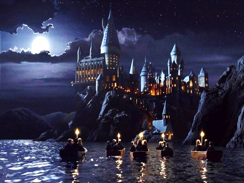 Hogwarts Castle Wallpaper Everything harry potter 1024x768