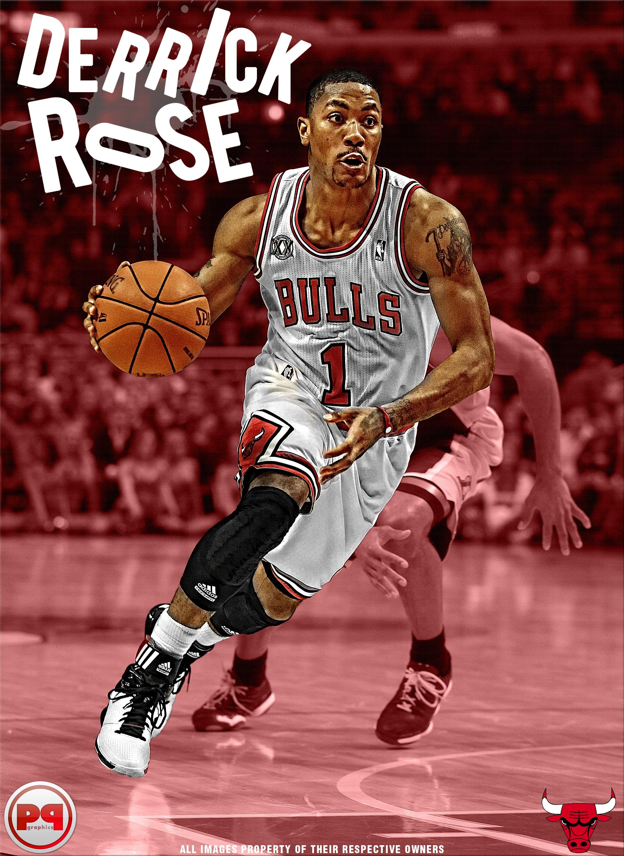 Derrick rose dunk wallpaper wallpapersafari - Derrick rose cool wallpaper ...