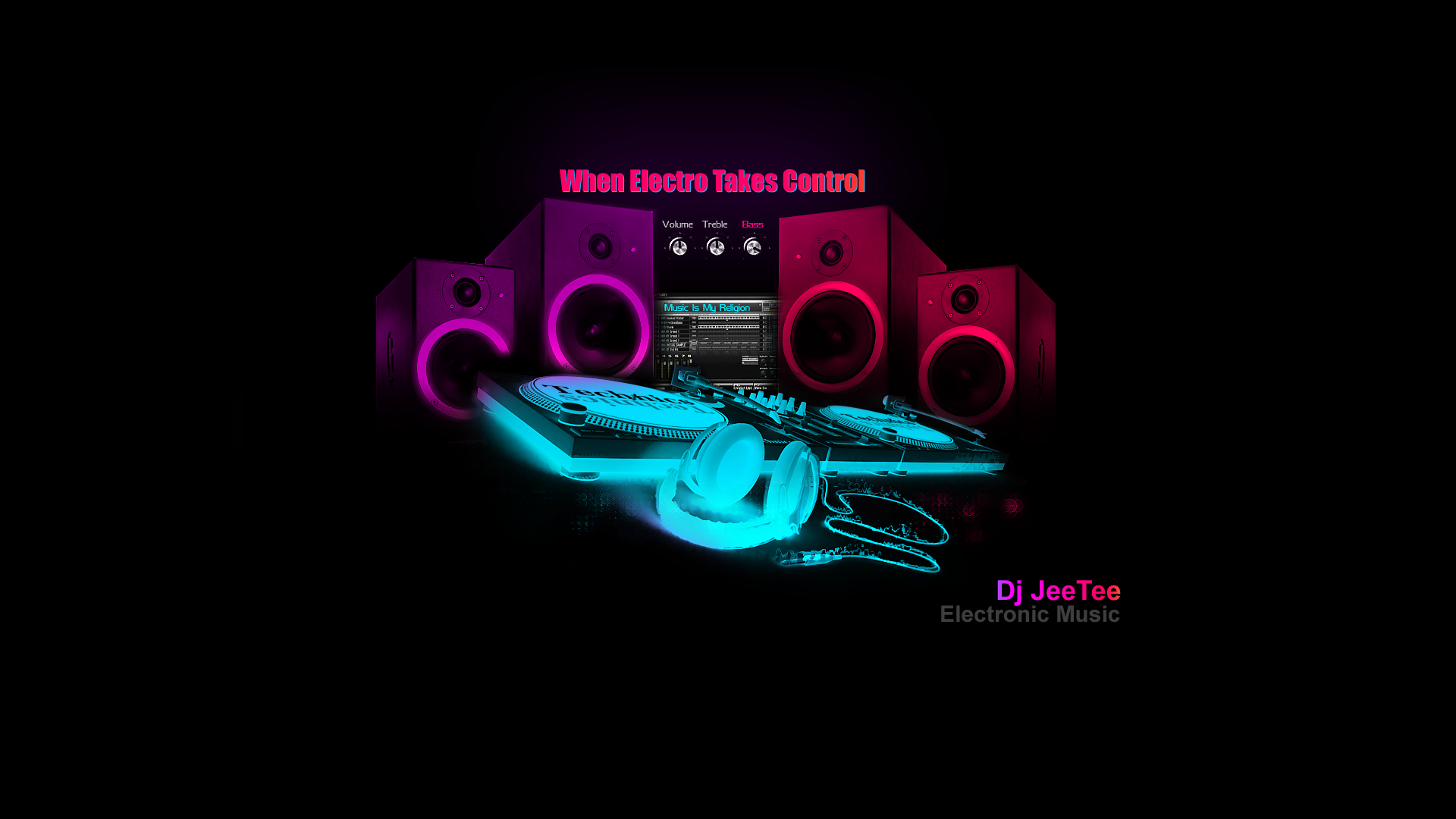 Electro House Wallpaper High Quality Resolution 1fd Awesomeness 1920x1080