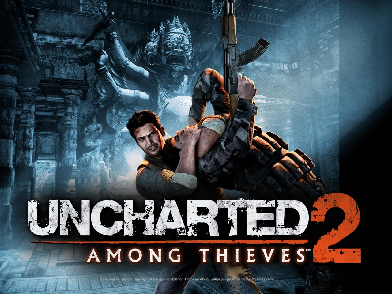 Uncharted 2 Among Thieves Wallpapers 1280x960