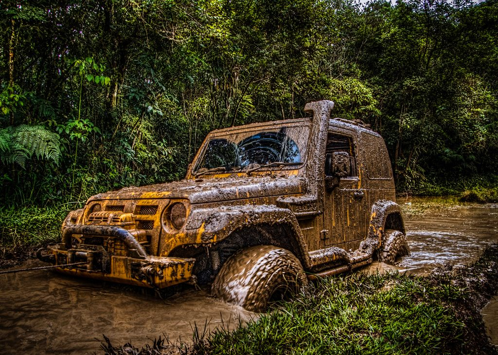 Jeep Mud Wallpaper   HD Wallpapers Backgrounds of Your Choice 1024x729