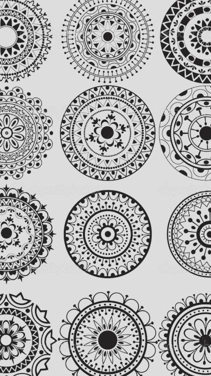 [49+] Mandala Wallpaper iPhone on WallpaperSafari
