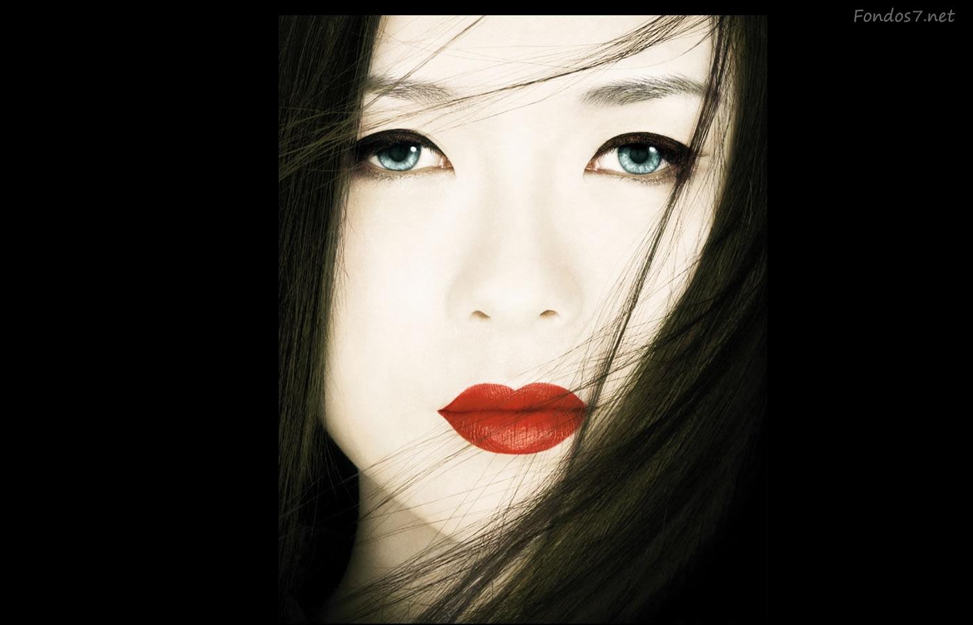 Descargar Fondos de pantalla wallpaper de geisha hd widescreen Gratis 1400x900