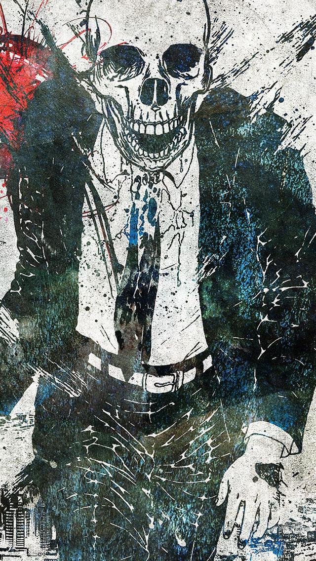 Dead man walking iPhone 5s Wallpaper Download iPhone Wallpapers 640x1136