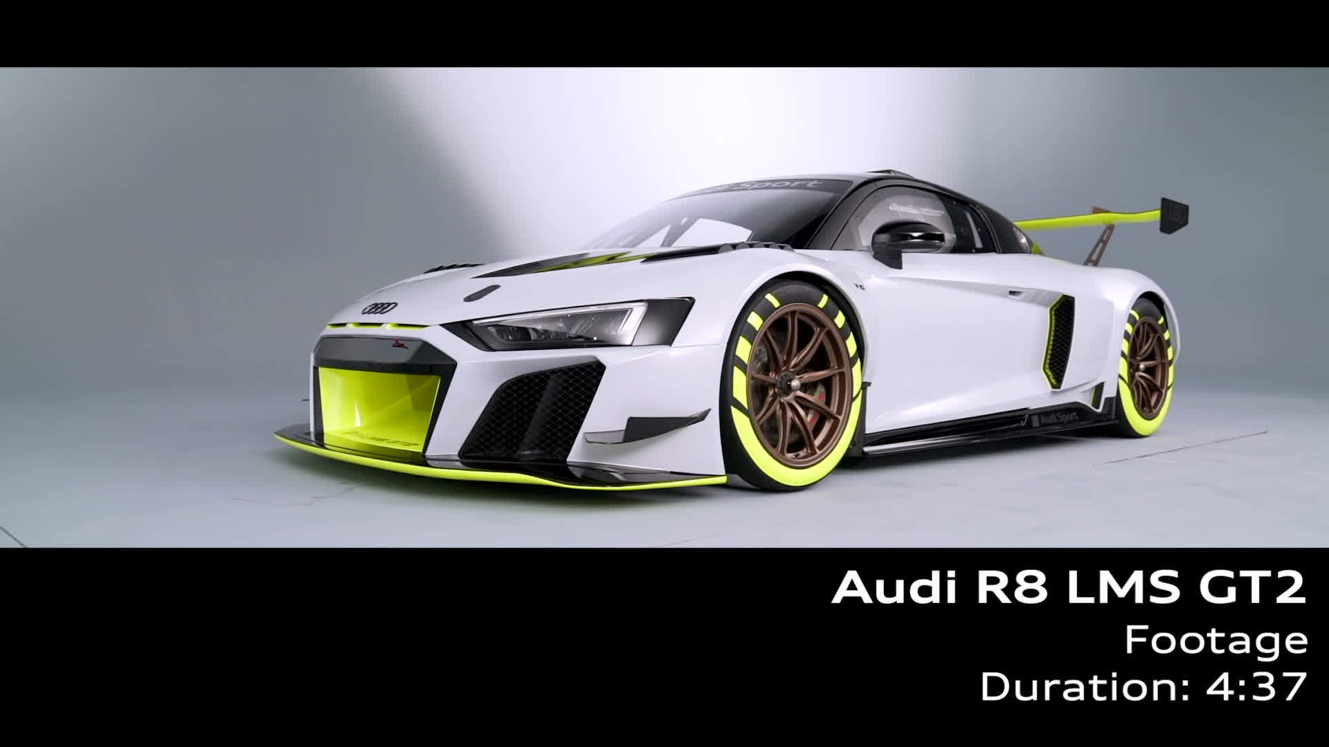 Audi R8 LMS GT2 2019 Audi MediaCenter 1920x1080