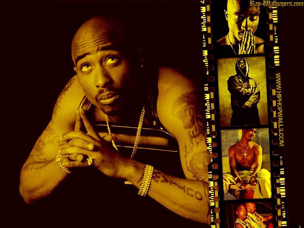 tupac shakur wallpapers 12 Rap Wallpapers 1024x768