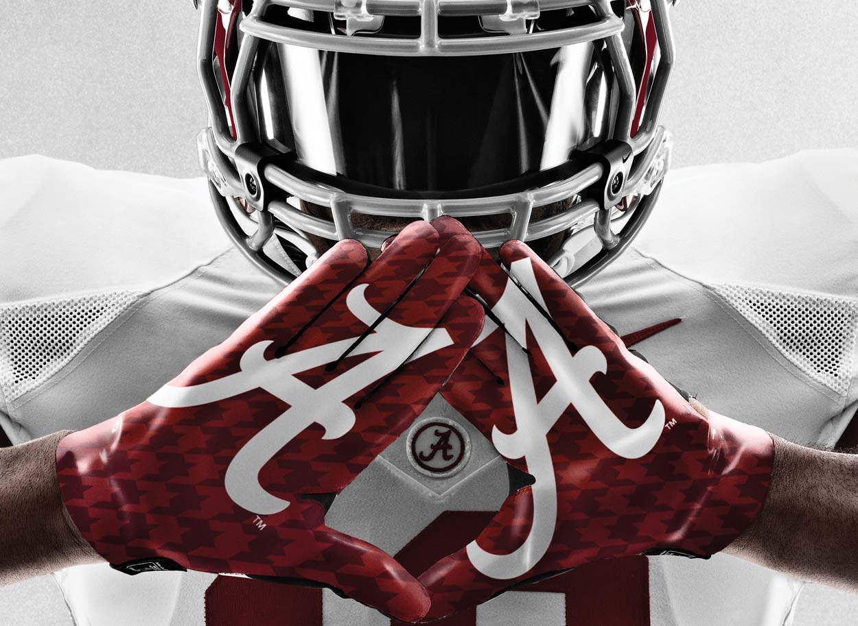 alabama football wallpaper background daewall Alabama Football 1250x913